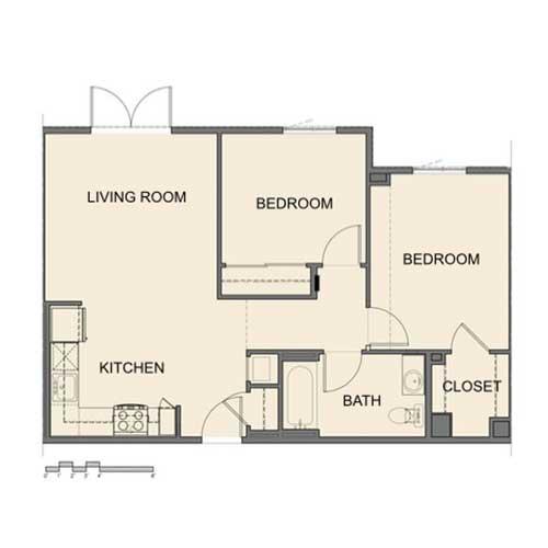 B1 Floor Plan