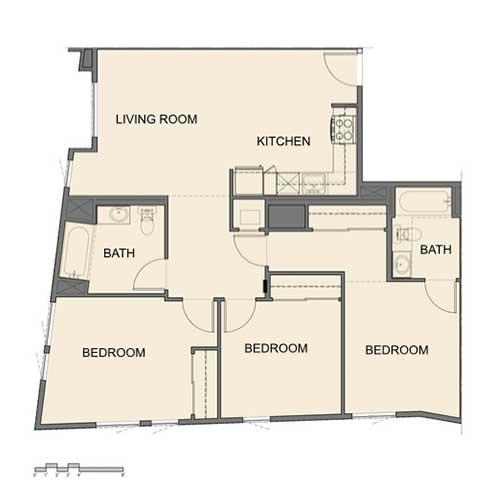 C6 Floor Plan